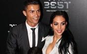 Ronaldo partilha momentos com Georgina mas não mostra carinho