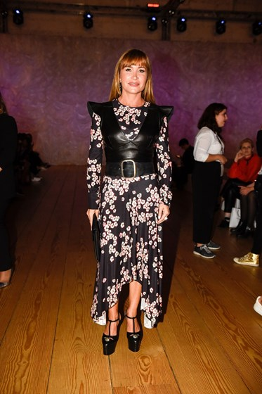 Os looks das celebridades no Portugal Fashion