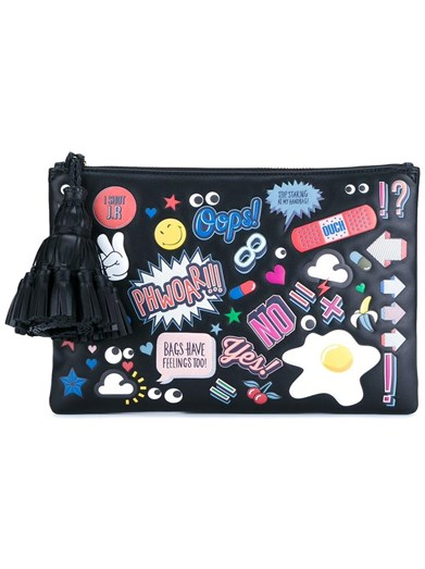 Clutch Anya Hindmarch, €950