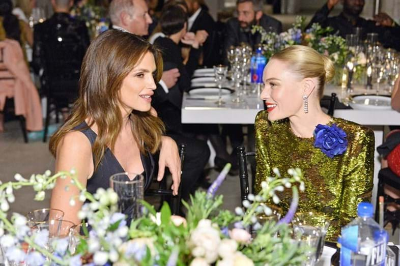 Cindy Crawford e Kate Bosworth.