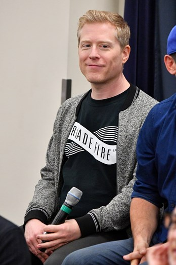 Anthony Rapp, o ator que acusou Spacey de assédio