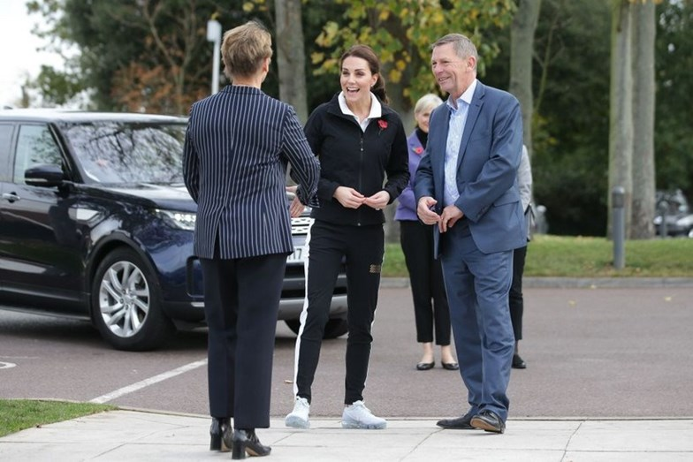 O look de 1358 euros de Kate Middleton