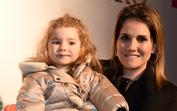 Ex-mulher faz apelo ao coração de Bruno de Carvalho por causa da filha
