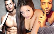 Natacha confessa que novo namorado gosta de ser