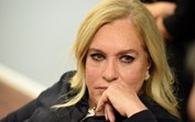 A primeira reação de Teresa Guilherme à morte do ex-namorado João Ricardo