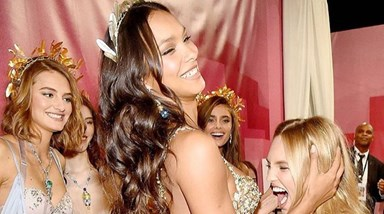 As primeiras imagens da After Party da Victoria's Secret