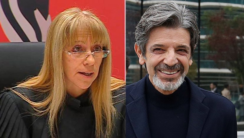 Carrilho absolvido no caso de violência doméstica sobre Bárbara Guimarães