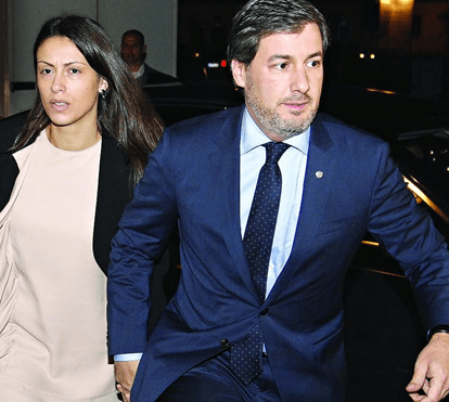 Bruno de Carvalho muda data histórica do Sporting para casar