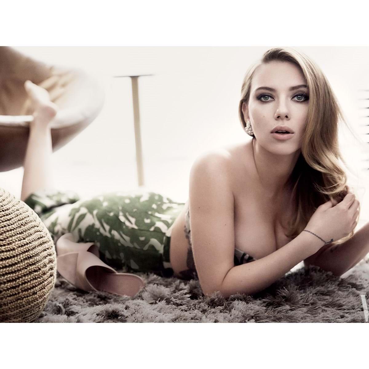 Scarlett Johansson ataca Ivanka Trump - Mundo - FLASH!