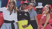Serena Williams, baby shower, Eva Longoria, Kelly Rowland, La La Anthony
