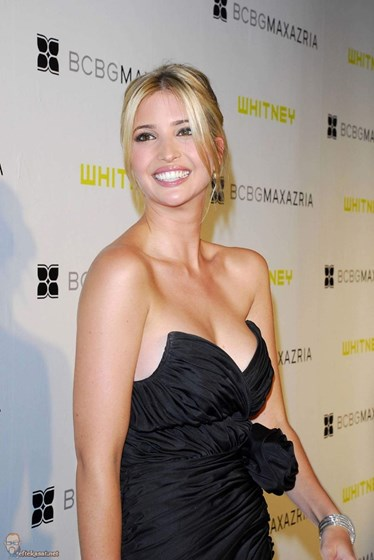 "Ivanka Trump: ""Make America sexy again"""