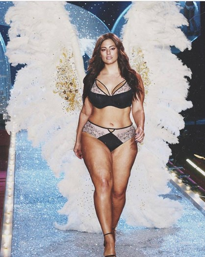 A crítica de Ashley Graham