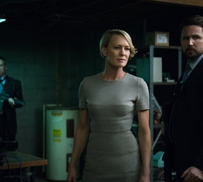 Girl Power! Robin Wright conquista lugar de Kevin Spacey em 'House of Cards'
