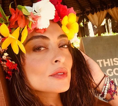 Juliana Paes arrasa no regresso ao Carnaval do Brasil