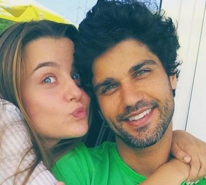 Depois do amor, o ódio: Kelly Bailey e Bruno Cabrerizo de costas voltadas