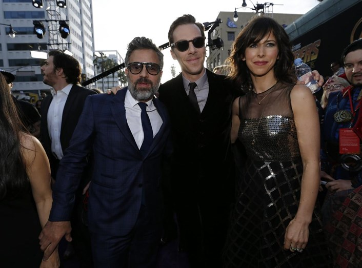 Mark Ruffalo, Benedict Cumberbatch, Sophie Hunter