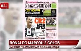 098b41e7bd Ronaldo já marcou pela Juventus
