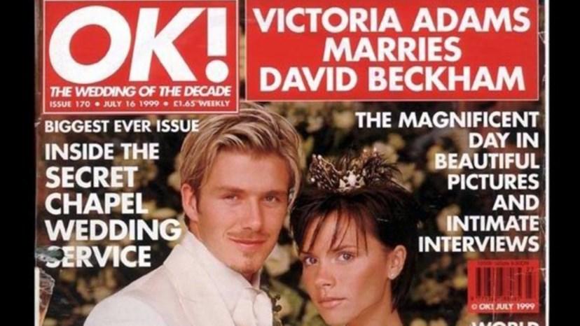 Que Escândalo! David E Victoria Beckham, Encontros