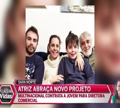 Sara Norte abraça novo projeto em multinacional f2c7fa0a4f