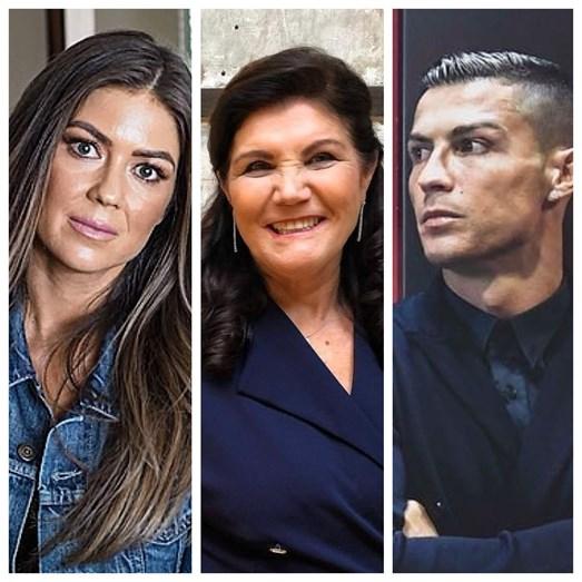 ec3044210d49 Dolores Aveiro arrasa alegada vítima de violação de Cristiano Ronaldo: