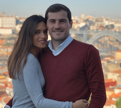 Depois do enfarte e do cancro, Casillas e Sara Carbonero despedem-se de Portugal