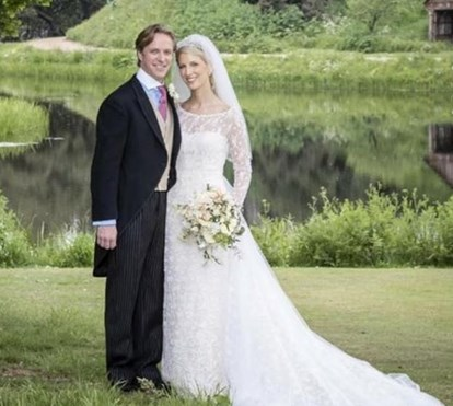 As fotos oficiais do casamento de Lady Gabriella Windsor e Thomas Kingston... no local preferido de Meghan e Harry