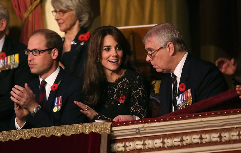 William, André, inglaterra, duque de york, duque de cambridge, príncipe