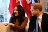 Meghan Markle e Príncipe Harry
