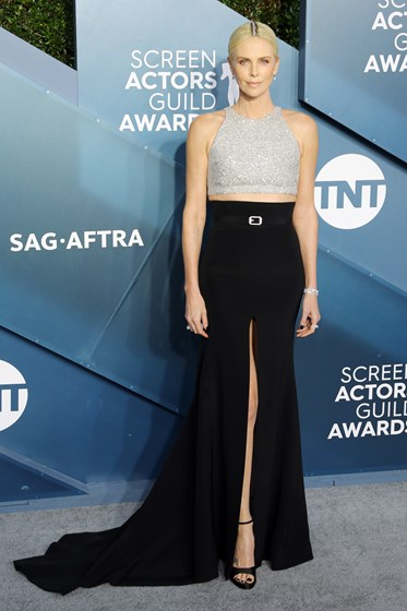 Desfile de beldades de Hollywood nos SAG Awards