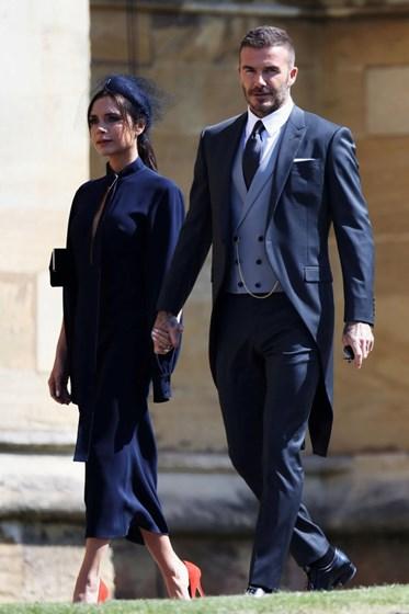 O casal mais próximo de Meghan Markle e do príncipe Harry no Reino Unido