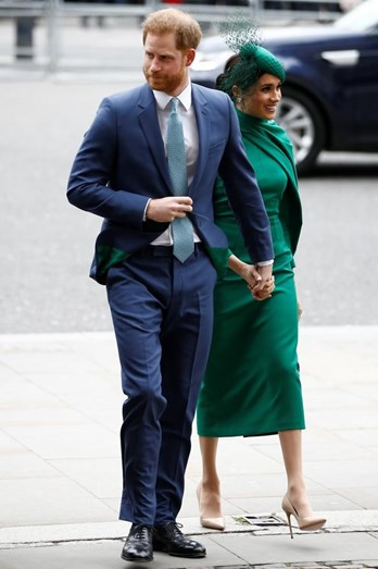 Meghan Markle e Harry