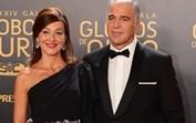 Rodrigo Guedes de Carvalho não se cansa de declarar o seu amor pela mulher: