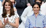 Como é que é possível? Meghan Markle e Kate Middleton zangaram-se por causa de... collants