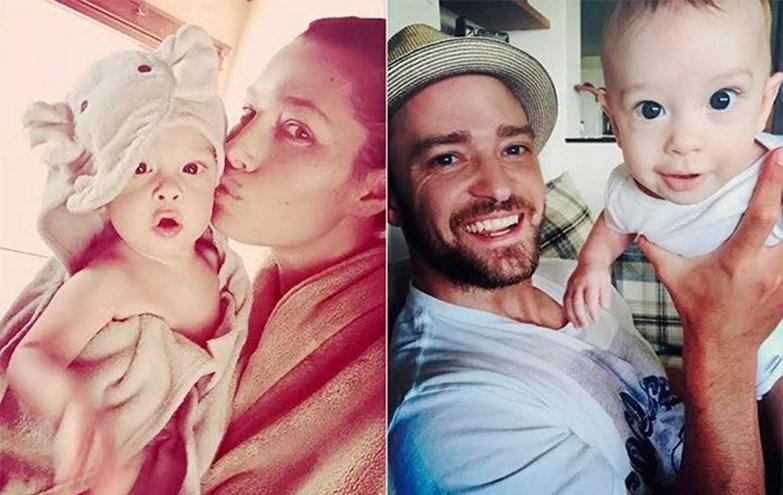 Justin Timberlake e Jessica Biel têm segundo filho em segredo