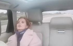 Que maldade! Cristina Ferreira apanhada a dormir de boca aberta