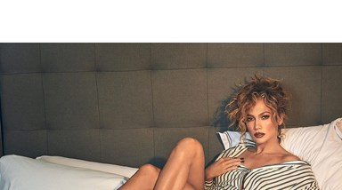 A beleza sensual de Jennifer Lopez