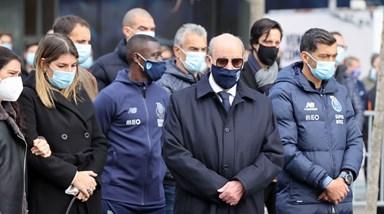 FC Porto despede-se de Reinaldo Teles