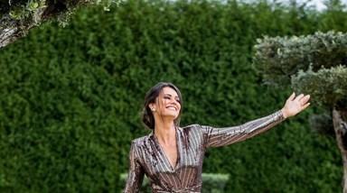 O vestido revelador de Cláudia Vieira que está a fazer furor