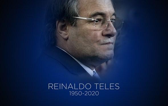 O vídeo de homenagem do FC Porto a Reinaldo Teles