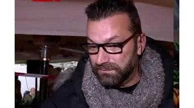 Emocionado, Ljubomir Stanisic fala de estado de saúde debilitado