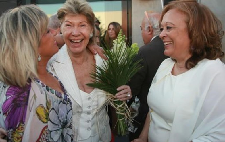 Morreu Rosalina Machado, a empresária que teve uma vida preenchida e sempre com um sorriso