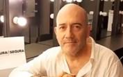 José Raposo volta a sorrir depois da morte de Maria João Abreu