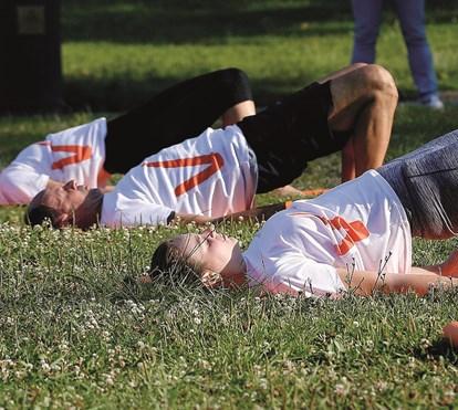 Imperdível! Street yoga marca final desta iniciativa de sucesso