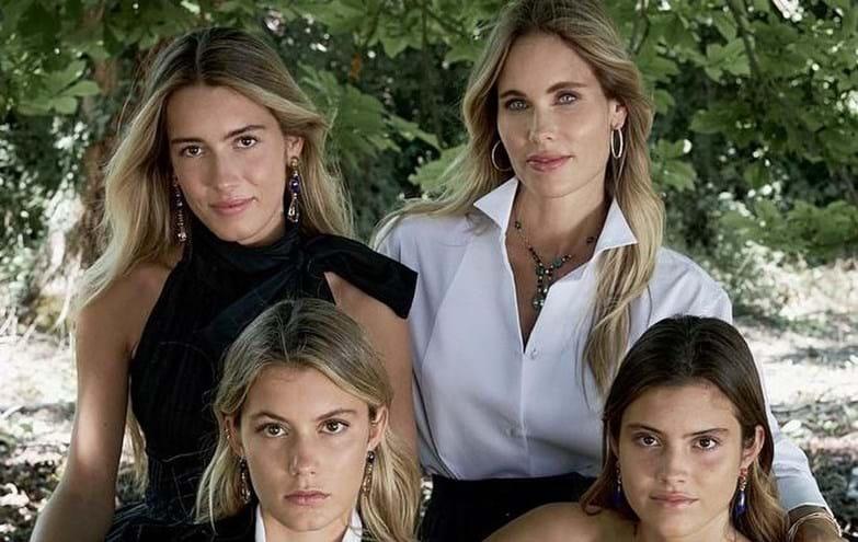 A beleza das quatro mulheres da vida de Luís Figo: cada uma mais bonita do que a outra