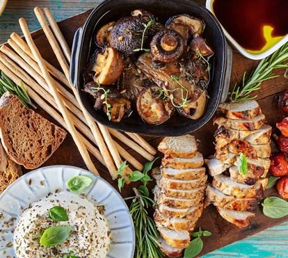 Partilhar: os melhores sabores e momentos à mesa