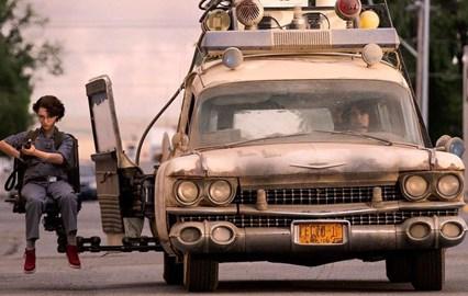 Os fantasmas (e Bill Murray) regressaram, mas os 'caçadores' são agora adolescentes, já com trailer.