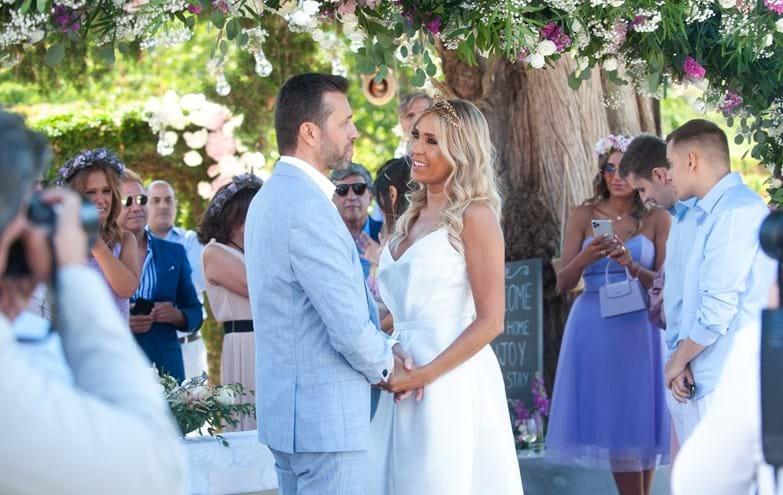 As fotos do casamento de Cláudia Jacques, em Lamego